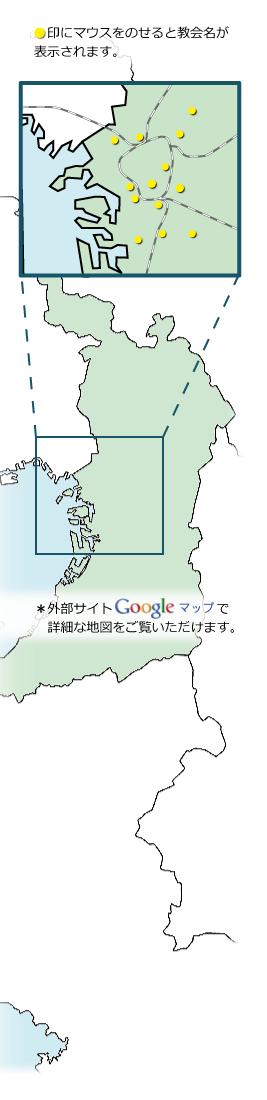 内 大阪 地図 市